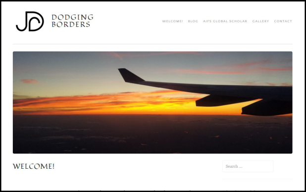 JRD Dodging Borders Blog